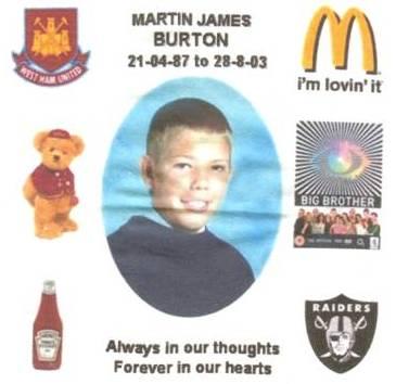 Martin James Burton