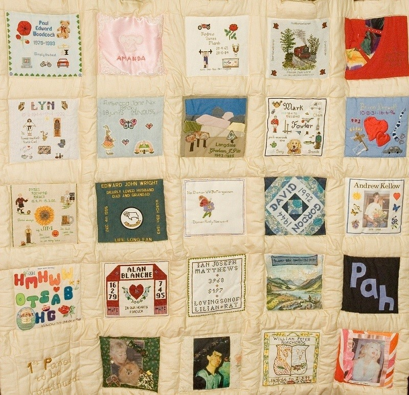 Patches of love – Quilt 1